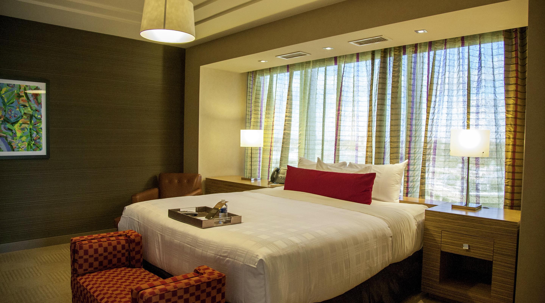 Executive Corner Suite MGM Grand Detroit - Mgm signature 2 bedroom suite